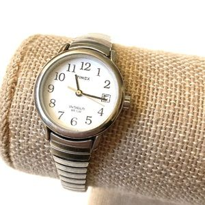 TIMEX INDIGLO Watch silver
